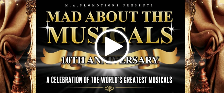 Play video for Mad About The Musicals
