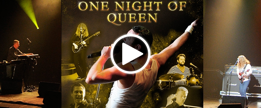 Play video for One Night of Queen