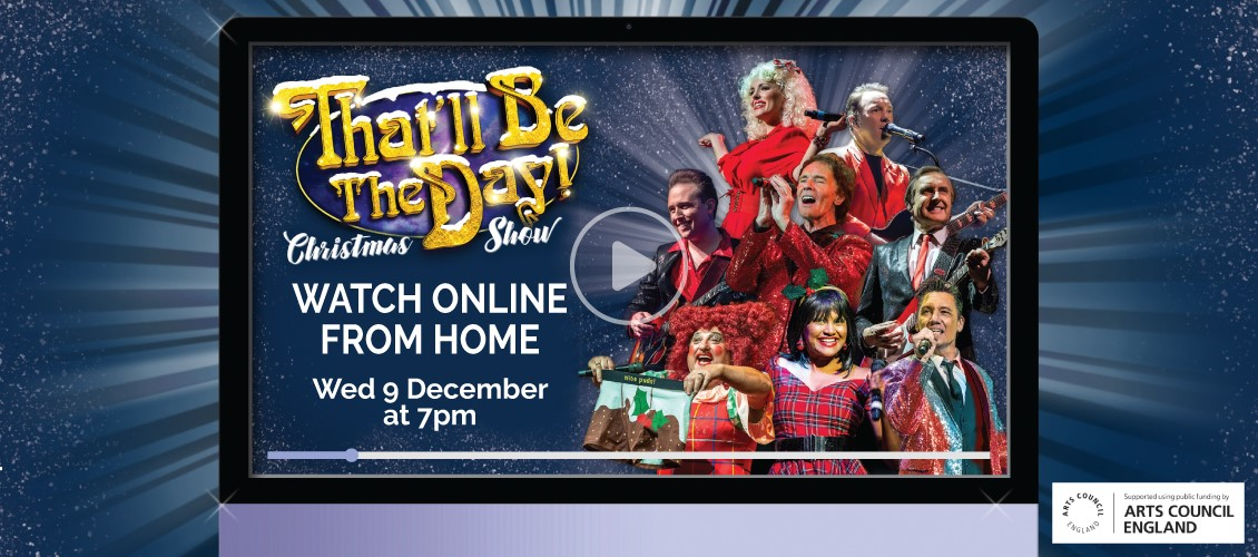 Watch Online: That'll Be The Day Christmas Show