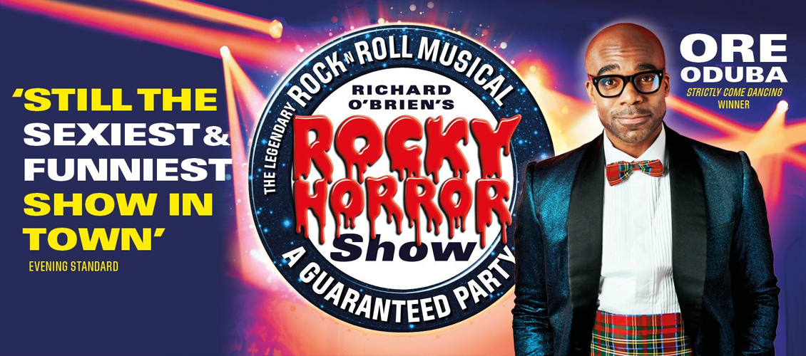See the Rocky Horror Show this Xmas