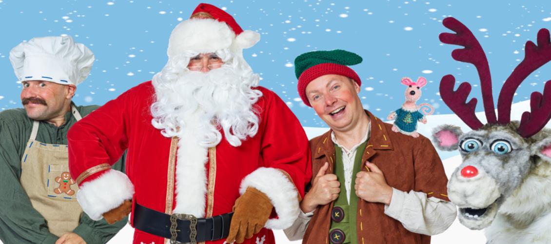 The Ho Ho Ho! Christmas Show